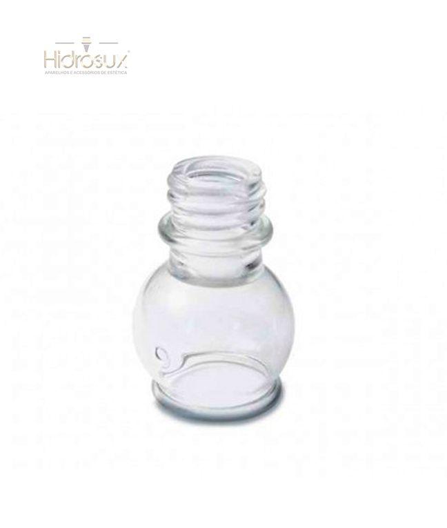 Ventosa Facial Sino Mini (vidro)