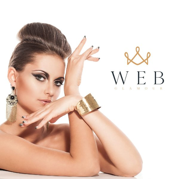 Logotipo Identidade Visual Loja Marca de Moda e Acessórios