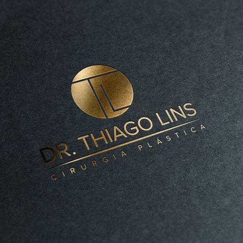 Criação de Logotipo + Papel Timbrado + Cartão de Visitas + Pasta + Envelopes (saco e carta) + Receituário + Cartão de Retorno