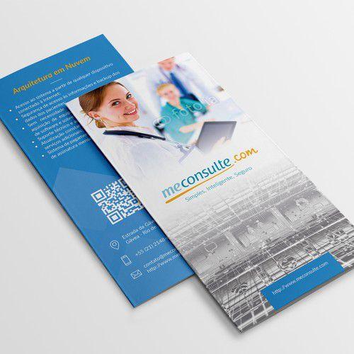 Criação de Logotipo + Panfleto + Cartão de Visitas