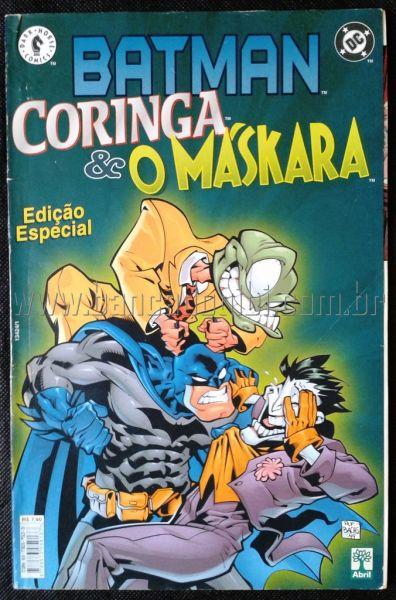 Batman, Coringa e O Máskara - Edição Especial