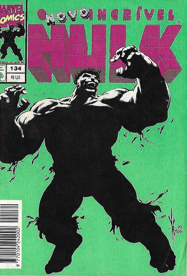 O Novo Incrível Hulk - 134 - Formatinho