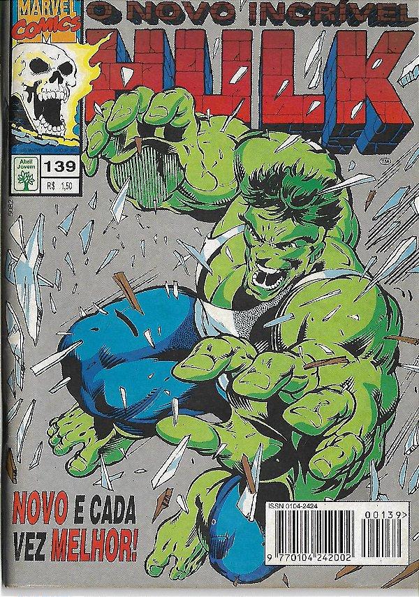 O Novo Incrível Hulk - 139 - Novo e Cada vez Melhor - Formatinho