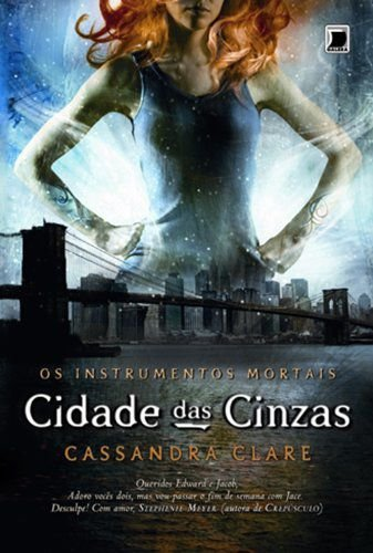 Cidade das cinzas (Vol, 2 Os Instrumentos Mortais) [Hardcover] Clare, Cassandra and Sussekind, Rita