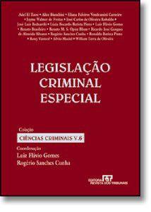 Legislação Criminal Especial