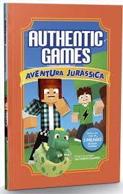 Authenticgames: Aventura Jurássica Vol 02