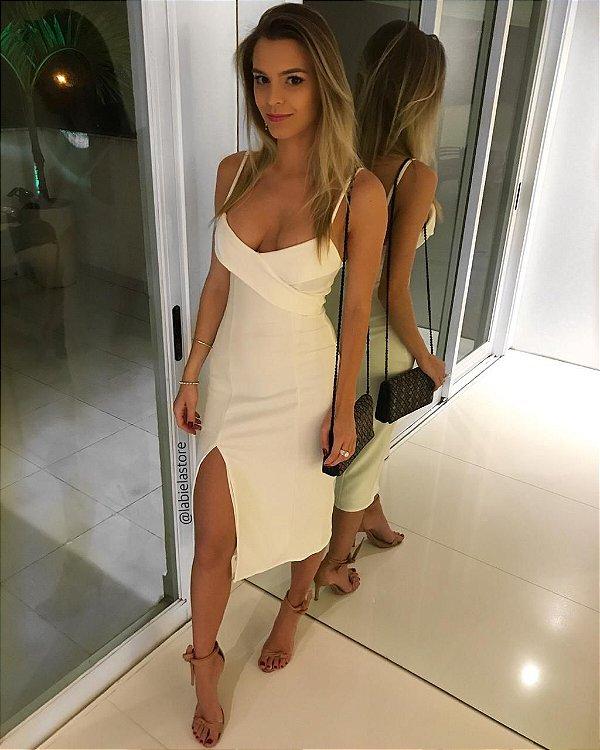 Vestido Midi Andares