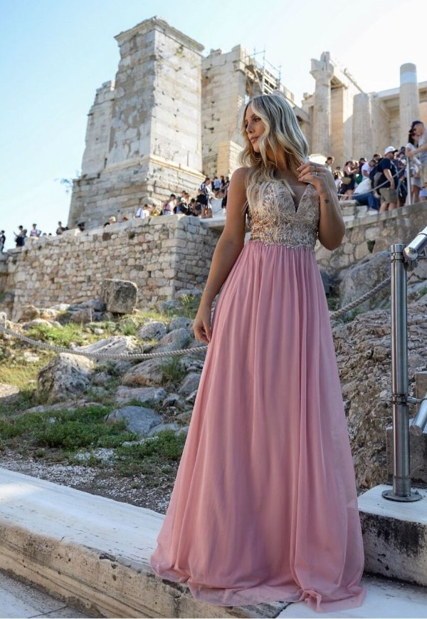 Vestido Luxo Artemis
