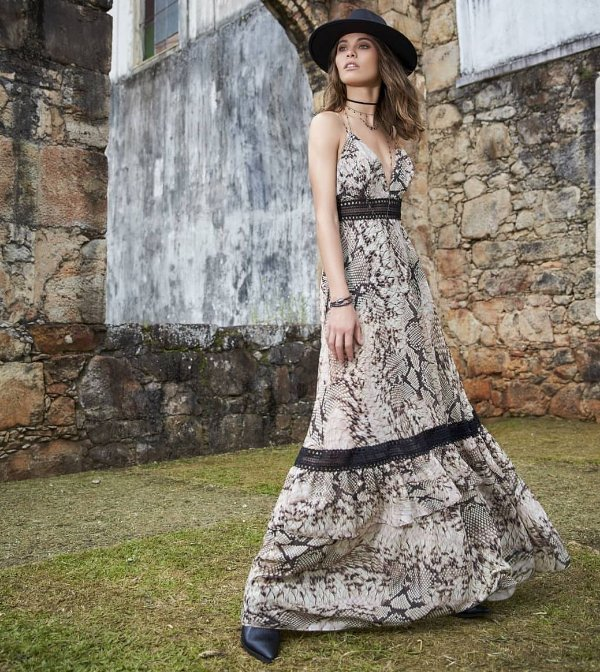 Vestido Anne Fernandes