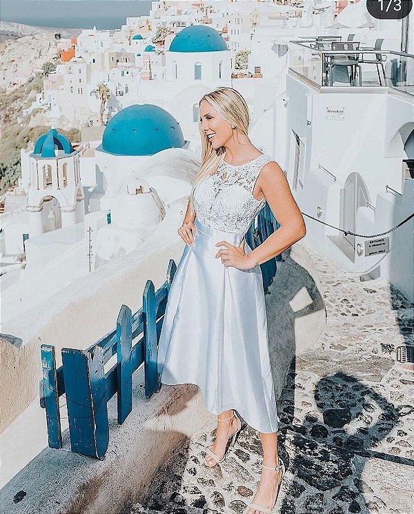 Midi Branco Grécia
