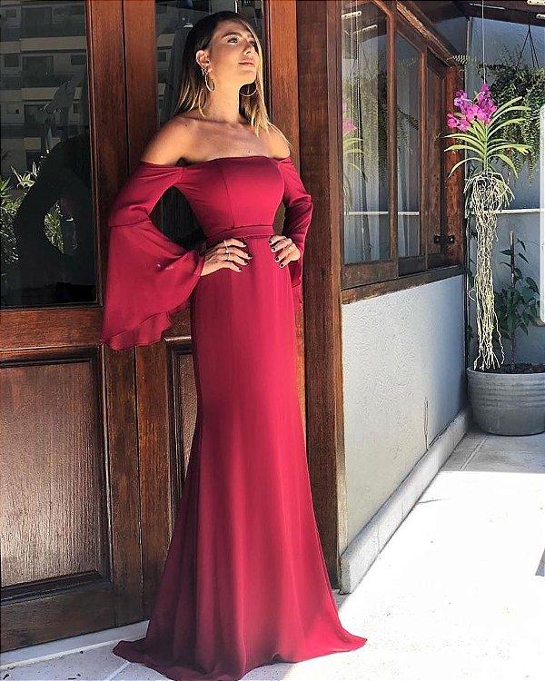Vestido Luxo Daiara