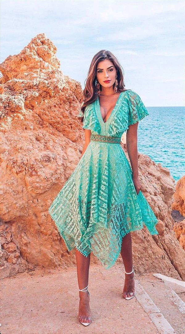 Vestido Midi Belinda