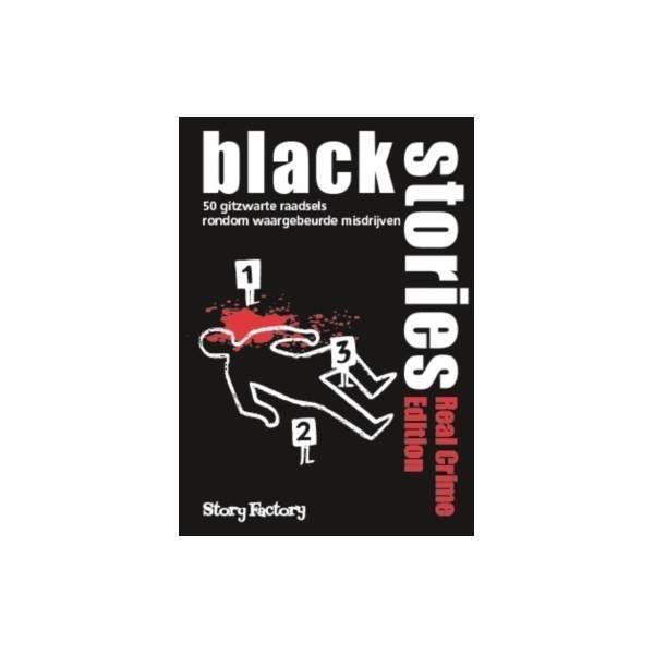 Black Stories - Crimes Reais
