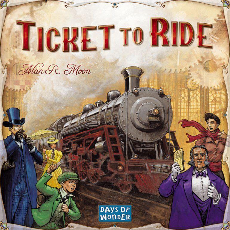 Ticket to Ride - Nacional