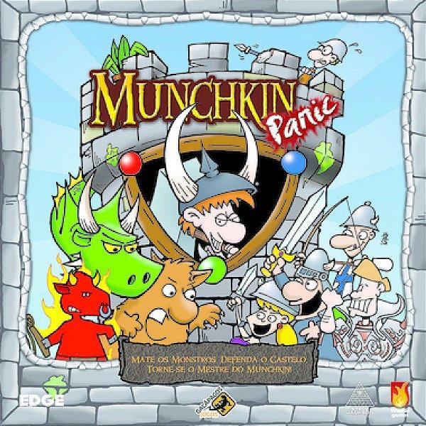 Munchkin Panic -  Nacional