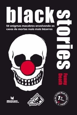 Black Stories Funny Death - Mortes Engraçadas - Nacional
