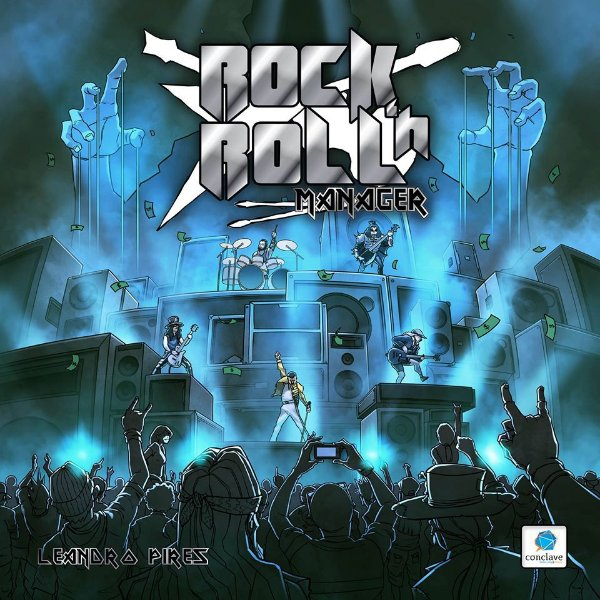 Rock'n Roll Manager - Board Game