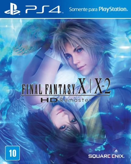 Final Fantasy X/X-2 HD - PS4