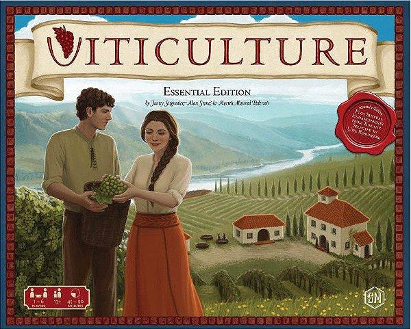 Viticulture edição essencial board game