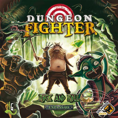 Rock n' Roll - Expansão, Dungeon Fighter