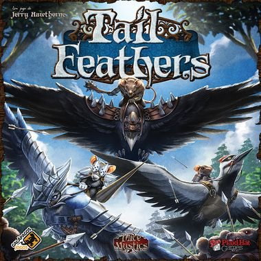 Tail Feathers  board Game (Nacional)