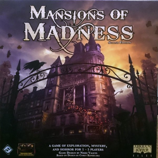 Mansions of Madness - Segunda Edição