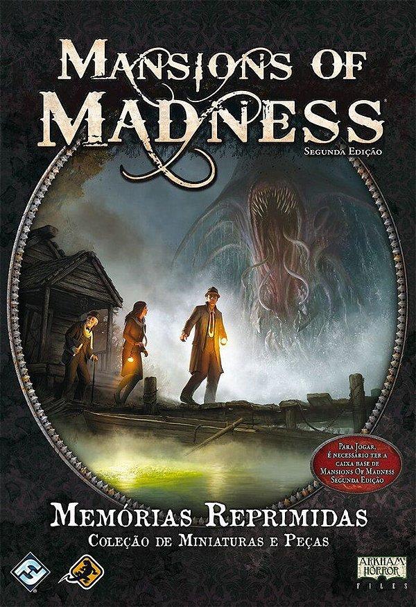 Memórias Reprimidas - Expansão Mansions of Madness (2ª Edição)