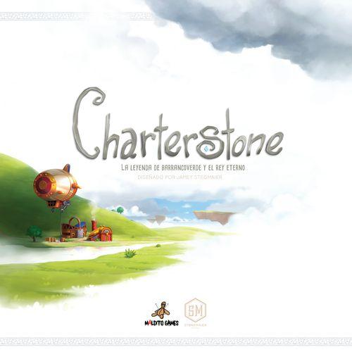 CHARTERSTONE BOARDGAME