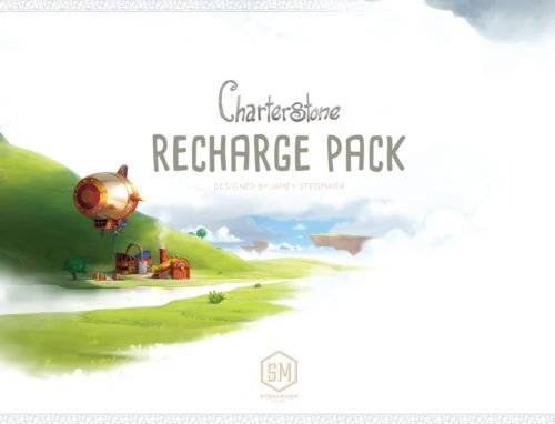 CHARTERSTONE RECHARGE PACK (EXPANSÃO CAMPANHA)