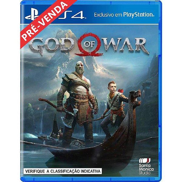 God of War - PS4 - (20/04/2018)