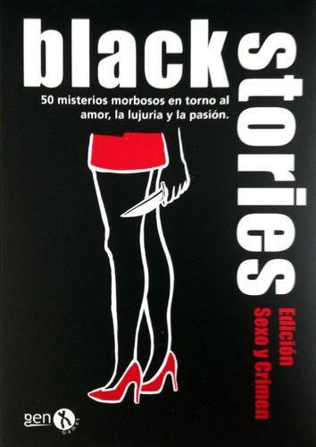 Black Stories Sexo e Crime