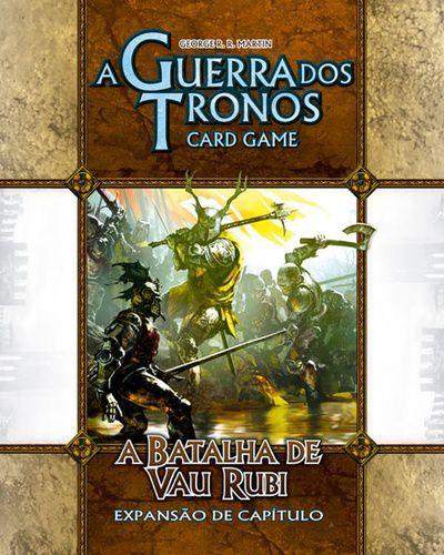A GUERRA DOS TRONOS - A BATALHA DE VAU RUBI CARD GAME