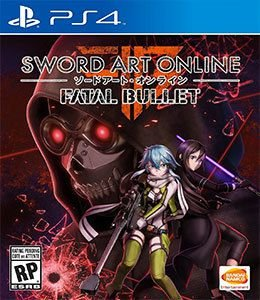 SWORD ART ONLINE: FATAL BULLET - PS4