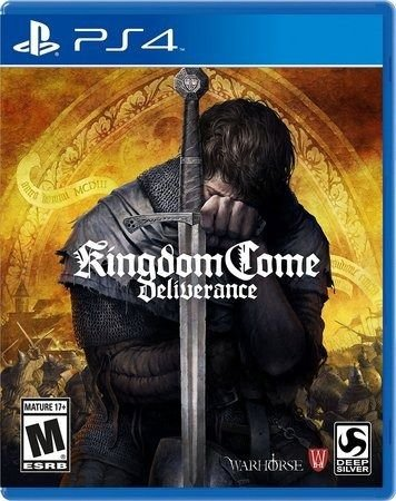 KINGDOM COME DELIVERANCE EDICAO PADRAO - PS4