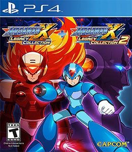 MEGA MAN X LEGACY COLLECTION US PS4