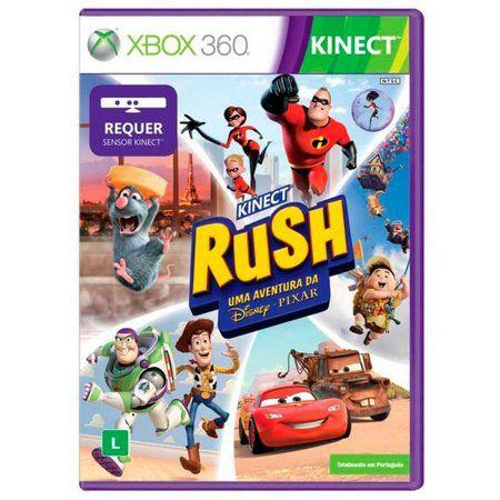 KINECT RUSH US XBOX 360