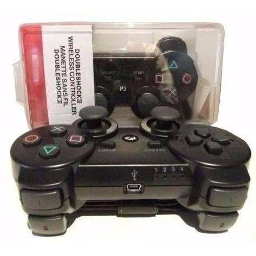 B-MAX - CONTROLE P/ PS3 WIRELESS PT -BM1203