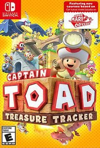CAPTAIN TOAD :TREASURE TRACKER SWITCH