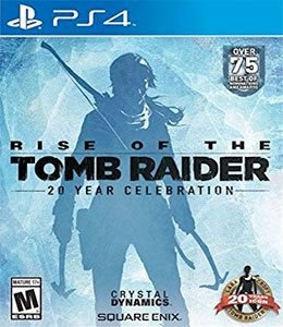 RISE OF TOMB RAIDER PS4