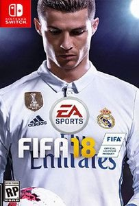 FIFA 18 US SWITCH