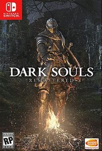 DARK SOULS SWITCH