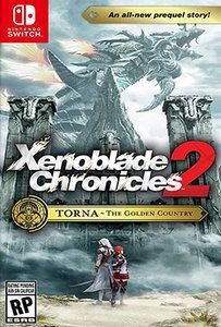 XENOBLADE CHRONICLES TORNA THE GOLDEN COUNTRY SWITCH