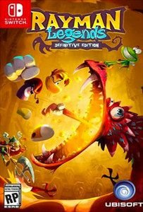 RAYMAN LEGENDS SWITCH