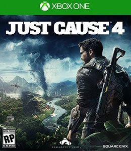 JUST CAUSE 4  EDICAO DE DAY ONE - XBOX ONE