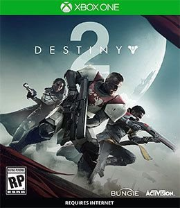 DESTINY 2: RENEGADOS - XBOX ONE