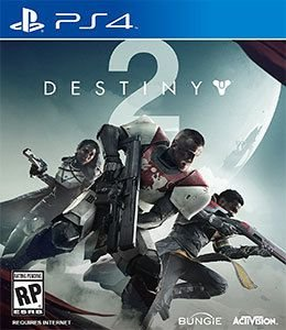 DESTINY 2 US PS4