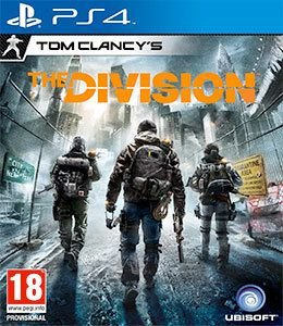 THE DIVISION US PS4