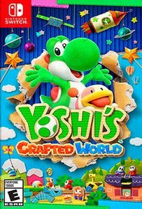 YOSHI´S CRAFTED WORLD SWITCH
