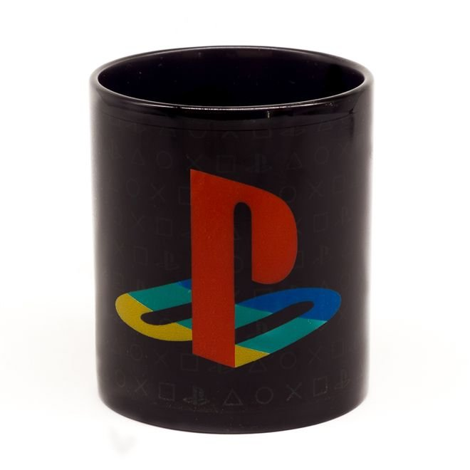 CANECA PLAYSTATION - PLAY CLASSIC