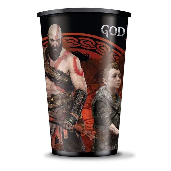 COPO GOD OF WAR - GOD AND SON MARKED TREES